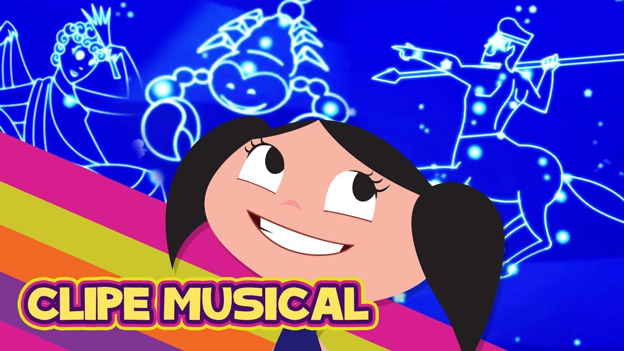o show da luna desenhos do céu clipe musical 28 youtube