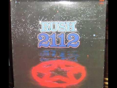 Rush  2112 Full Song On Vinyl