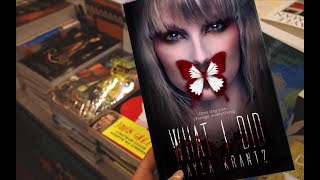 What I Did Official Book Trailer