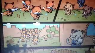 Коты и лисы