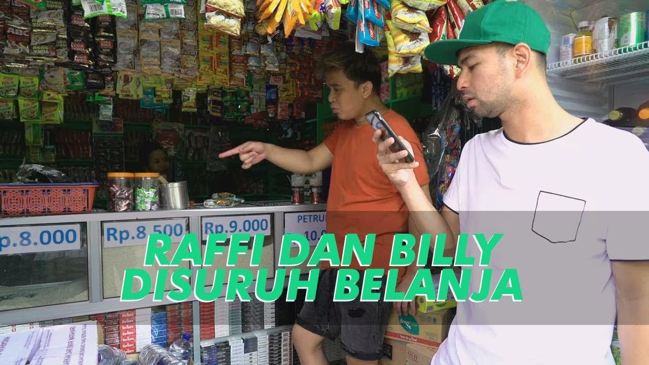 RAFFI BILLY AND FRIENDS - Raffi dan Billy Beli Bahan Masakan Buat Syahnaz (23/6/19) Part 2