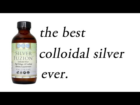 Dr. Edward Group on colloidal silver