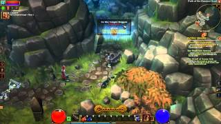 Torchlight 2 Gameplay Walkthrough Let's Play - Part 1 HD - A new adventure