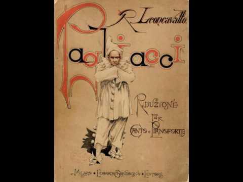 Leoncavallo: Pagliacci - Recitar...Vesti la giubba - Giovanni Martinelli, cond. Calusio (Live, 1941)