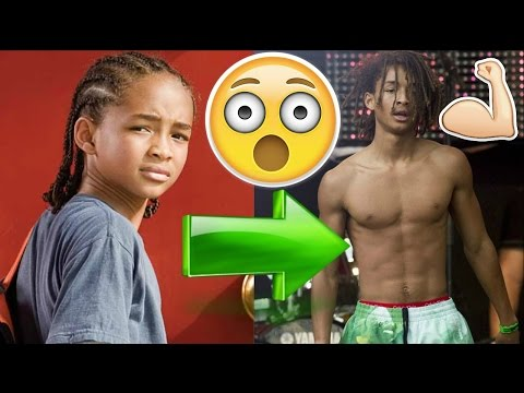 JADEN SMITH ● THEN AND NOW