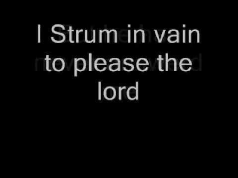 Machine Head Darkness Within Lyrics (On Video)