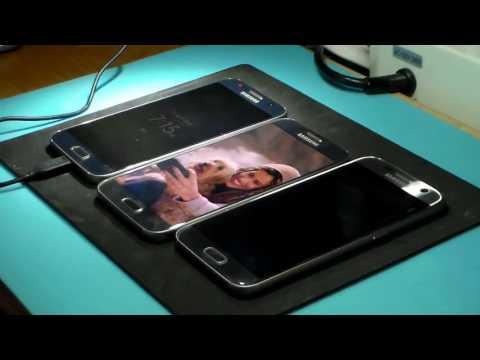 Samsung Galaxy S7 G930X Live Demo Unit removing retail mode