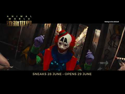 Animal World Official Trailer