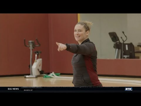 Lindsay Whalen Feature | Minnesota | Big Ten Basketball