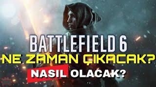 BATTLEFİELD 6 NE ZAMAN ÇIKACAK? / Yeni Bilgiler, Battle Royale, 128 Oyuncu, Battlefield 3 Remastered