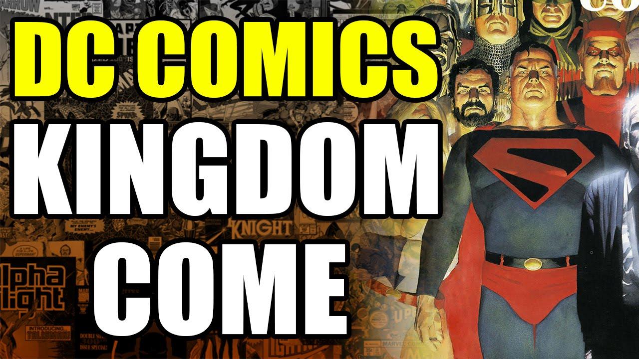 dc comics the story of kingdom come youtube