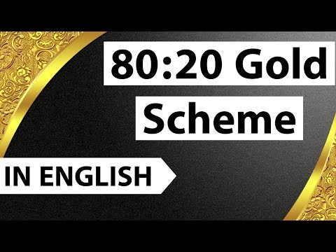 Gold Scheme 80:20 - UPA Government Scheme to aid Choksi? Current Affairs 2018 - Explained in English