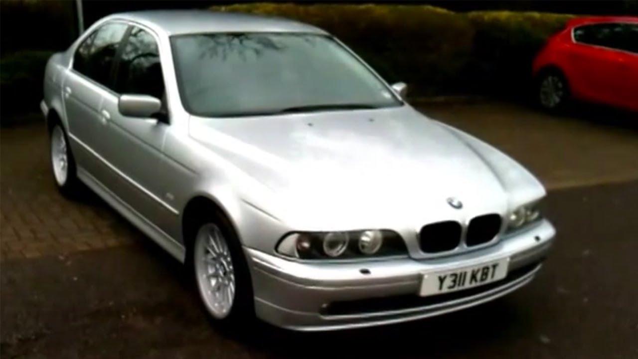 Paolo\'s 2001 BMW E39 530i/5 Introduction - YouTube