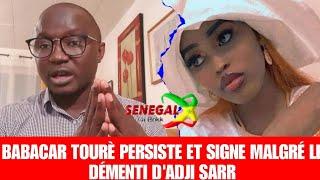 Babacar Tourè Persiste et Signe