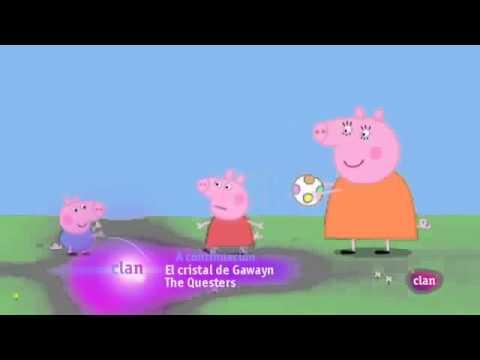 Peppa Pig 2013   El Cerdito De Enmedio Dibujos Infantiles 2