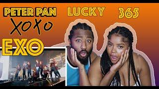 EXO-K: Peter Pan, XOXO, Lucky, 365 EXO Planet 2 'The EXOluXi…