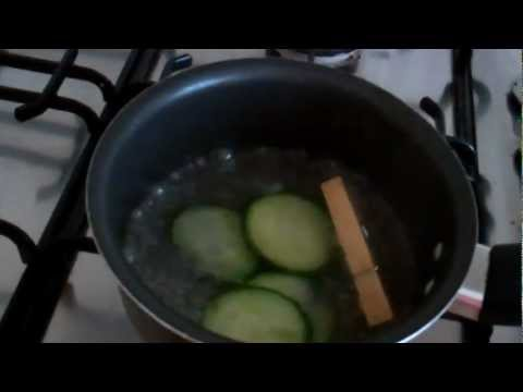How To Feed Fish Cucumber