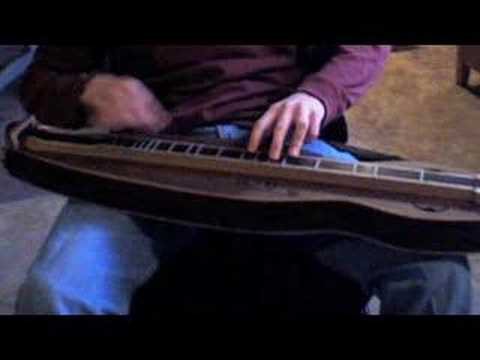 Wildwood Flower on dulcimer