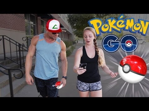 Pokémon Go Workout Tips: Do These While You Catch 'Em All!