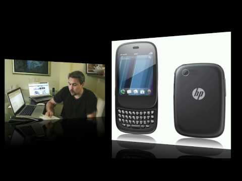 Nuevo Celular HP Veer 4G - Nuevo Sistema Operativo Web OS