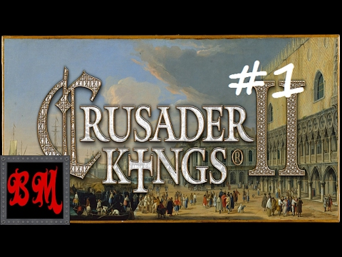 Let's Play Crusader Kings 2 Venice - Part 1
