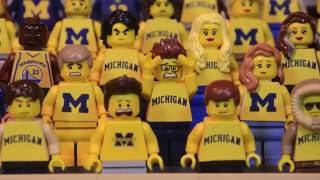 Video Miracle at Michigan in Lego download MP3, 3GP, MP4, WEBM, AVI, FLV Desember 2017