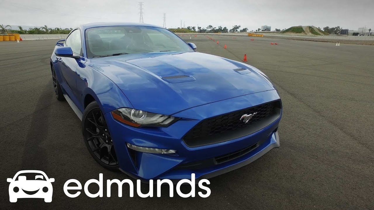 How Does The 2018 Ford Mustang Ecoboost Fit In S History Edmunds