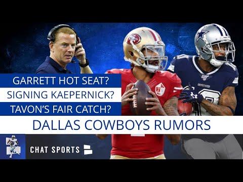 Dallas Cowboys Rumors: Colin Kaepernick Signing? Jason Garrett Hot Seat? Dak Prescott Contract?