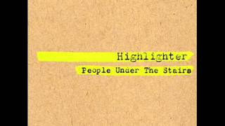 People Under the Stairs - Talkin
