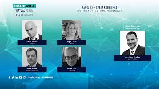 2021 SMART4SEA Virtual Forum Panel 3: Cyber Resilience