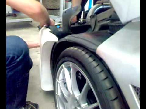 New Jeep Renegade >> Smontaggio e montaggio paraurti fiat coupe +Racing anteriore BRS Motorsport - YouTube