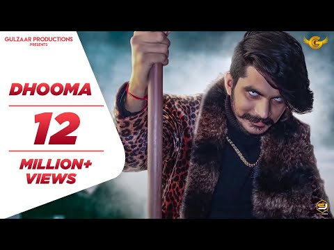 DHOOMA Lyrics | GULZAAR CHHANIWALA Mp3 Song Download