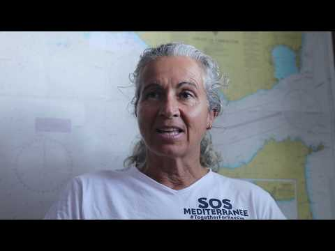 Saving lives at sea - Search and rescue coordinator Madeleine Habib