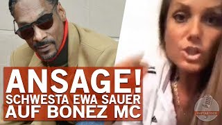 Nach Diss an Snoop Dogg – Schwesta Ewas Ansage an Bonez MC!