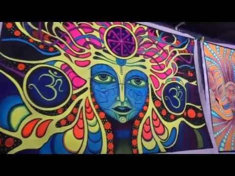Смотреть клип ГОА 2018 Арамбольская психоделика онлайн бесплатно в качестве