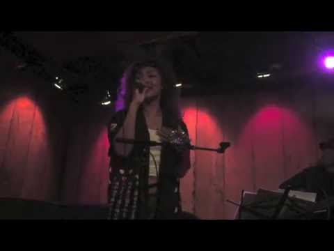 Crystal Kay - Hard to Say (Acoustic Live in New York)