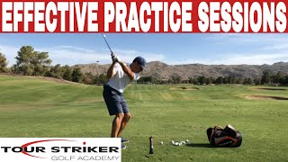 Quality Practice Sessions with the Tour Striker Training Club   Martin Chuck   Tour Striker Golf
