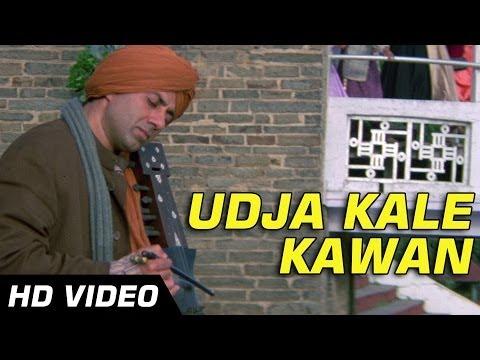 Gadar - Udd Ja Kale Kawan - Full Song Video | Sunny Deol - Ameesha Patel - HD