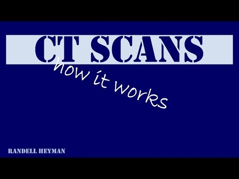 How CT scans work