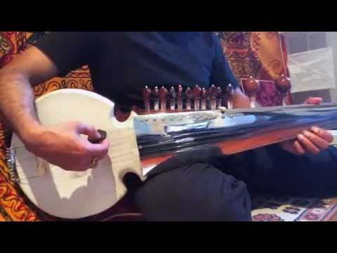 Selections in Raga Kafi on Sarod: From Bollywood to Classical