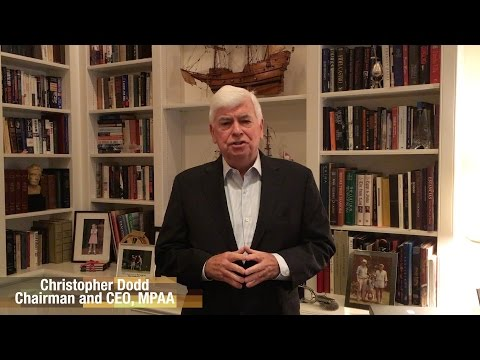 Christopher Dodd, MPAA Chairman, on Movies in Digital Age