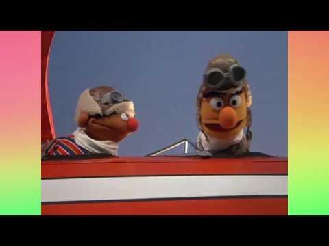 Muppet Songs: Ernie and Bert - Upside Down World