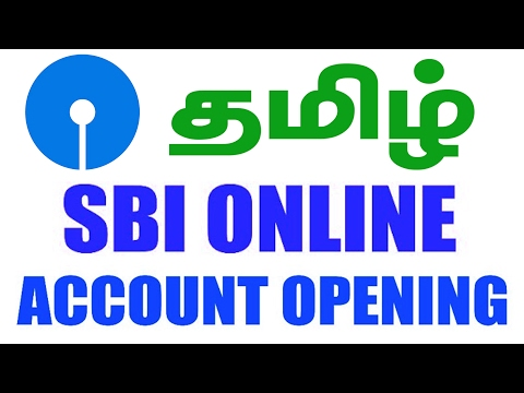 Online account opening form state bank of india