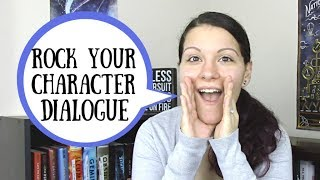How to Write Character Voice ~  Dialogue