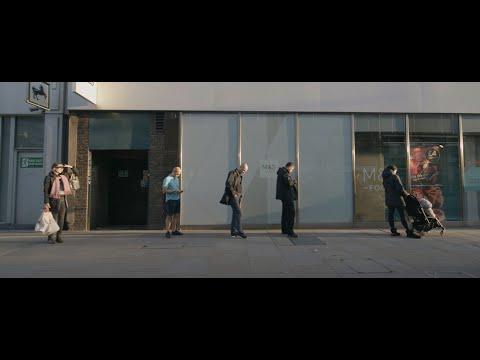 COVID-19: Video 2 - 24/3/20 West London - Lockdown Day 1- Kinefinity MAVO LF 195fps