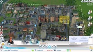 Sim City Walkthrough Part 23 Electronics HQ Let
