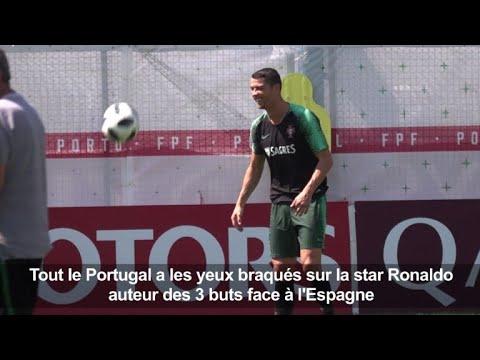 Mondial: le Portugal