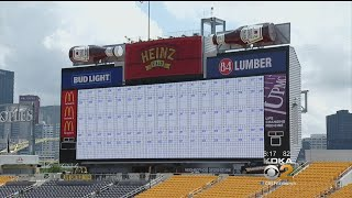Changes Await Fans Heading To Steelers First Preseason Home Game