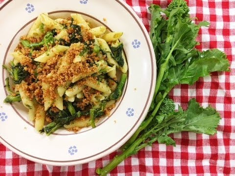 Penne With Broccoli Rabe - Rossella's Cooking With Nonna