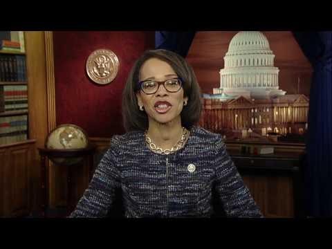 Congresswoman Blunt Rochester Addresses the DSCC 180th Annual Dinner